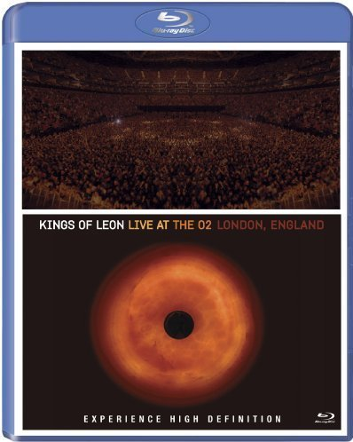Kings Of Leon Live At The O2 London England Blu Ray