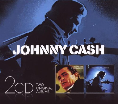 Johnny Cash At San Quentin At Folsom Priso Import Eu 2 CD