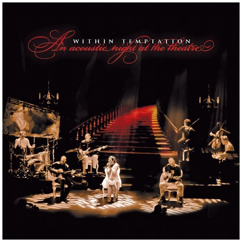 Within Temptation Acoustic Night At The Theatre Import Eu