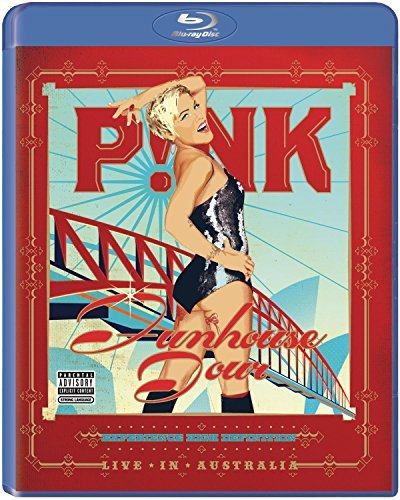 Pink Funhouse Tour Live In Austral Explicit Blu Ray