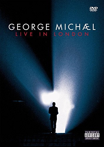 George Michael Live In London Explicit Version 2 DVD Set