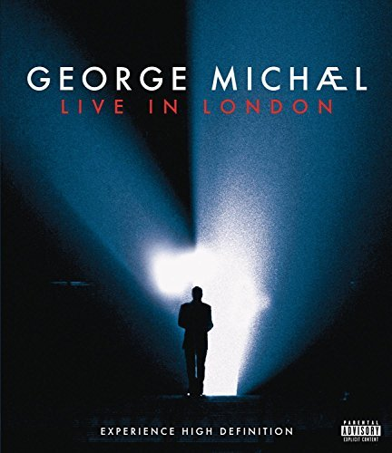 George Michael Live In London Explicit Blu Ray