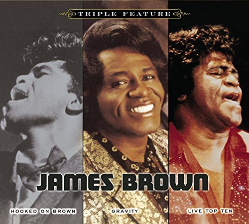 James Brown Triple Feature