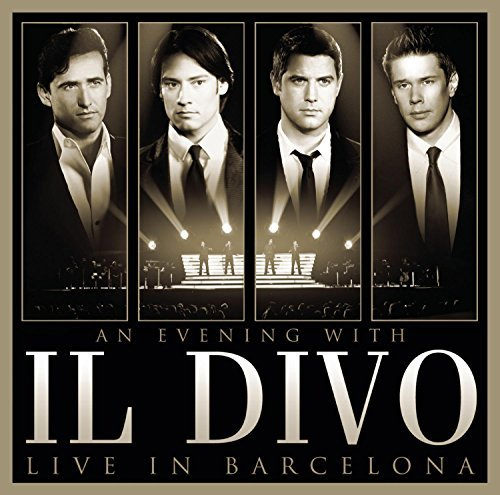 Il Divo Evening With Il Divo Live In B Incl. DVD