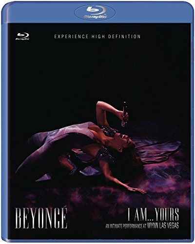 Beyonce I Am Yours An Intimate Perfor Blu Ray