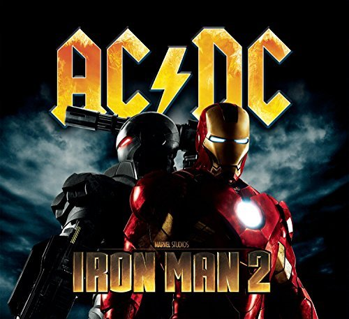 Ac Dc Iron Man 2 Deluxe Ed. Incl. DVD