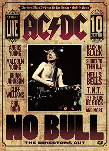 Ac Dc No Bull The Directors Cut No Bull The Directors Cut