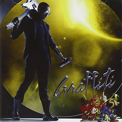 Chris Brown Graffiti Deluxe Ed.