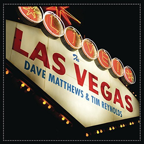 Dave & Tim Reynolds Matthews Live In Las Vegas 2 CD