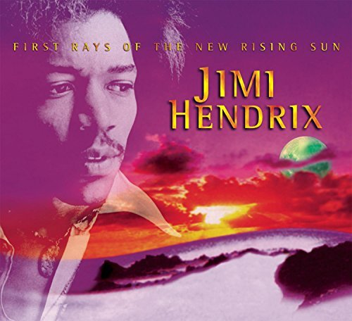 Jimi Hendrix First Rays Of The New Rising S Incl. DVD