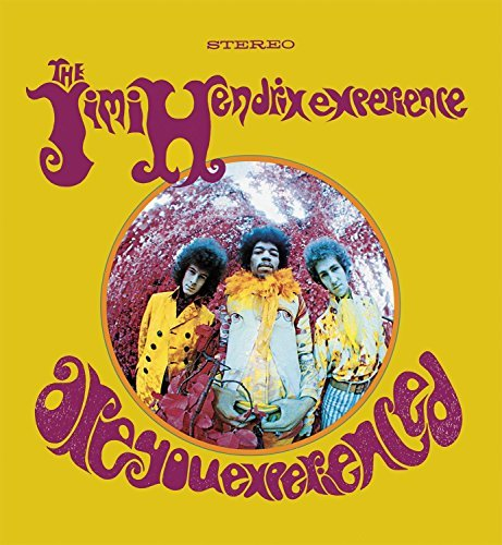 The Jimi Hendrix Experience Are You Experienced? 180gm Vinyl