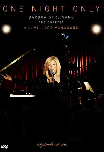 Barbra Streisand One Night Only Barbra Streisan
