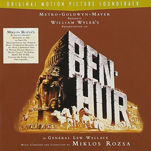 Sonora Colonna Ben Hur (ost) Import Eu 2 CD