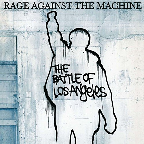 Rage Against The Machine Battle Of Los Angeles 180gm Vinyl