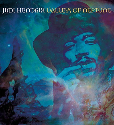 Jimi Hendrix Valleys Of Neptune 180gm Vinyl 2 Lp