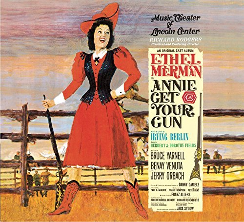 Broadway Cast Annie Get Your Gun