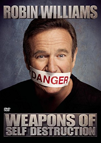 Robin Williams Weapons Of Self Destruction Explicit Nr
