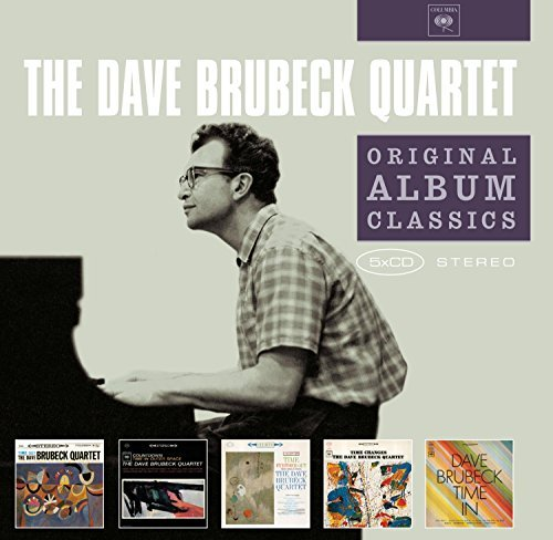 Dave Brubeck Original Album Classics 5 CD