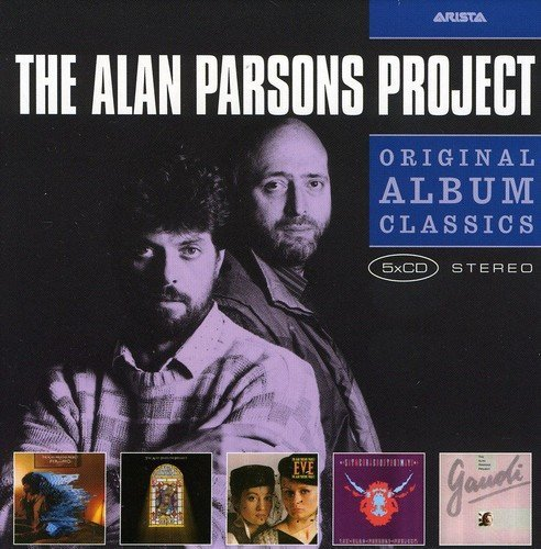 Parsons Alan Project Original Album Classics Import Eu 5 CD