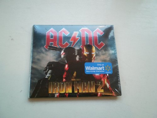 Ac Dc Iron Man 2 Digipak Walmart Exclusive Version