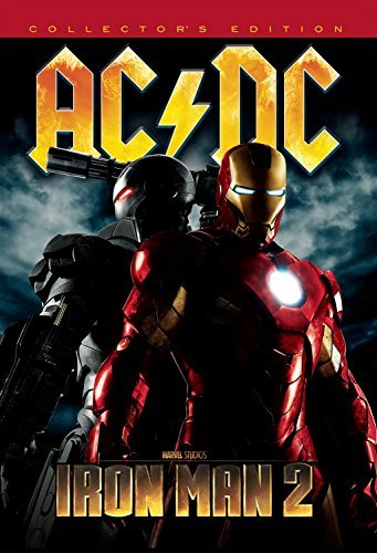 Ac Dc Iron Man 2 Collector's Ed. Incl. DVD