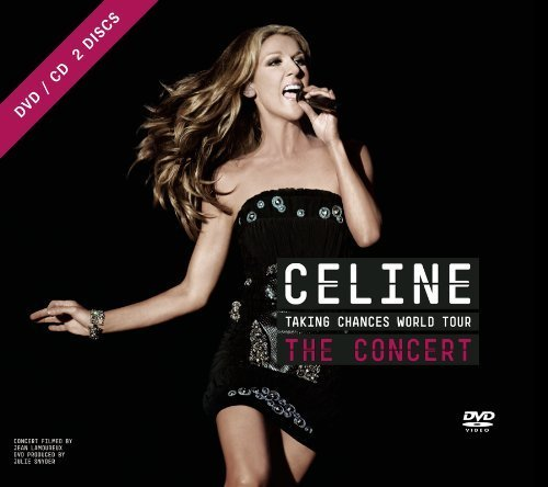 Celine Dion Taking Chances World Tour The Incl. CD