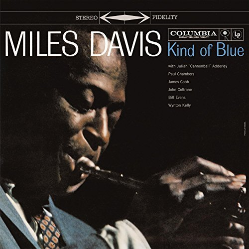 Miles Davis Kind Of Blue 180gm Vinyl Lp