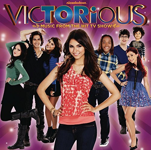 Victorious Cast Victorious Music From The Hit Feat. Victoria Justice Victorious Music From The Hit
