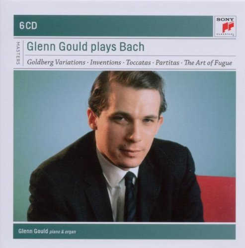 Glenn Gould Glenn Gould Plays Bach Import Can 6 CD