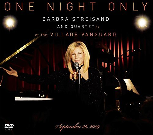 Barbra Streisand One Night Only Barbra Streisan Incl. CD