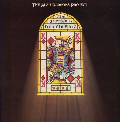 The Alan Parsons Project Turn Of A Friendly Card