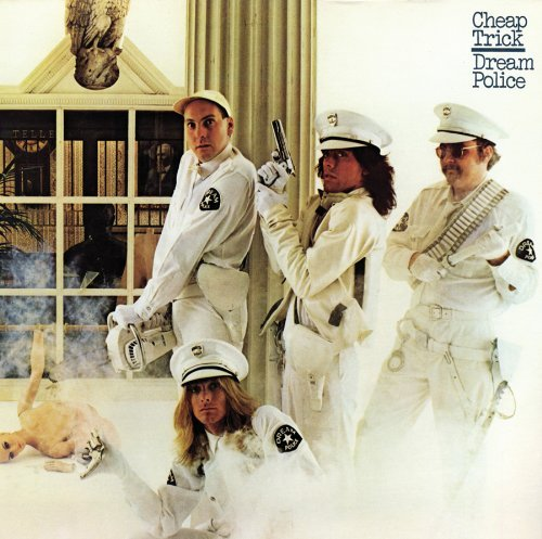 Cheap Trick Dream Police Expanded Ed. Incl. Bonus Tracks