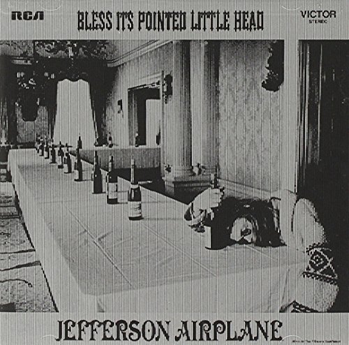 Jefferson Airplane Bless Its Pointed Little Head Incl. Bonus Tracks