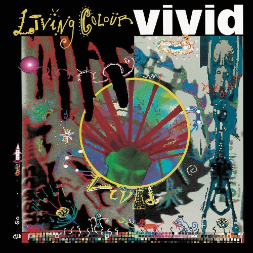 Living Colour Vivid Incl. Bonus Tracks