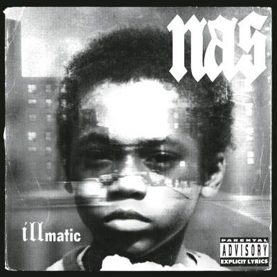 Nas Illmatic 10th Anniversary Plat Clean Version 2 CD Set