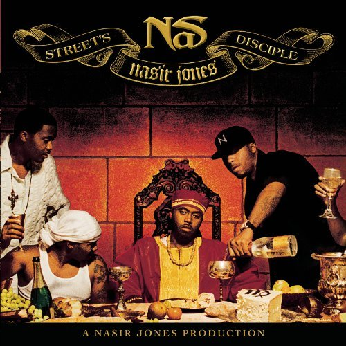Nas Street's Disciple Clean Version 2 CD Set