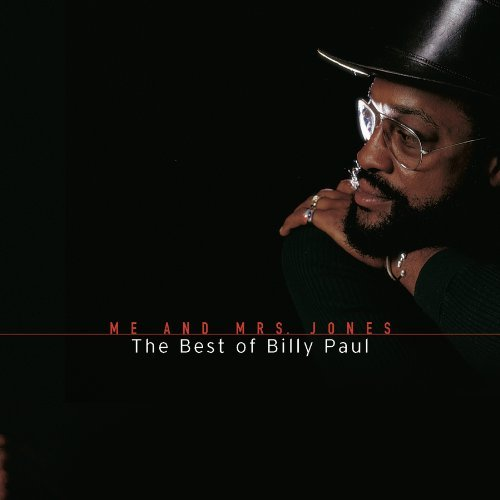 Billy Paul Me & Mr. Jones Best Of Billy Paul