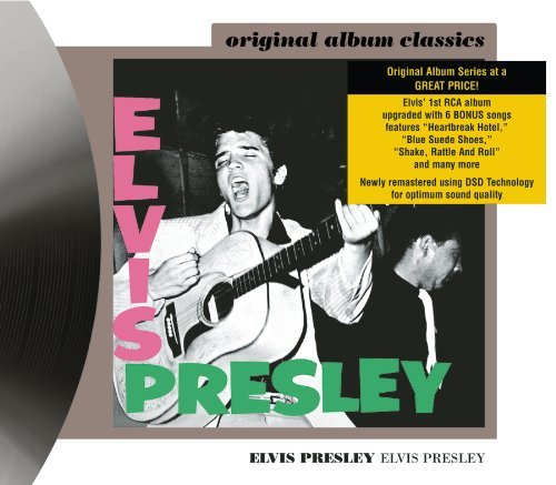 Elvis Presley Elvis Presley Remastered Incl. Bonus Tracks