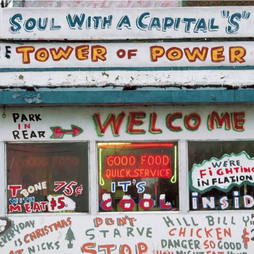 Tower Of Power Soul With A Capital S Best Of
