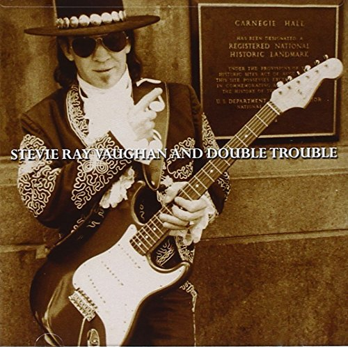 Stevie Ray Vaughan Live At Carnegie Hall Feat. J. Vaughan Strehli Dr. John