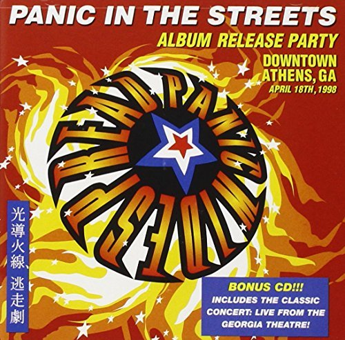 Widespread Panic Panic In The Streets 2 CD Set