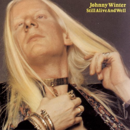 Johnny Winter Still Alive & Well