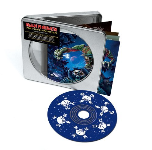 Iron Maiden Final Frontier Mission Editio Deluxe Ed.