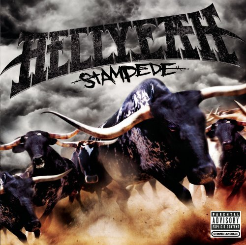 Hellyeah Stampede Explicit Version Lmtd Ed. Deluxe Ed. Incl. DVD