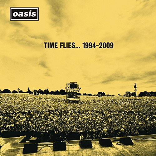 Oasis Time Flies 1994 2009 Box Set 3 CD 1 DVD