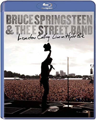 Bruce Springsteen London Calling Live In Hyde Pa Blu Ray