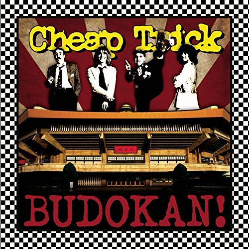Cheap Trick Budokan! Friday April 28th 1978 Incl. DVD