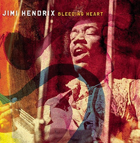 Jimi Hendrix Bleeding Heart Jam 292 7 Inch Single