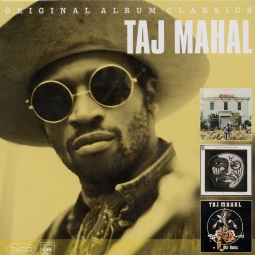 Taj Mahal Original Album Classics Import Gbr 3 CD