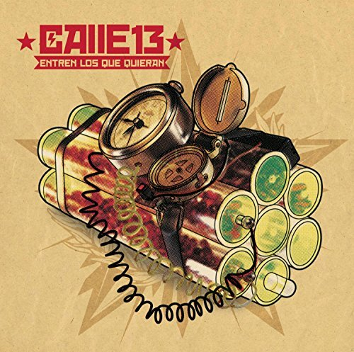 Calle 13 Detonacion 13 Explicit Version